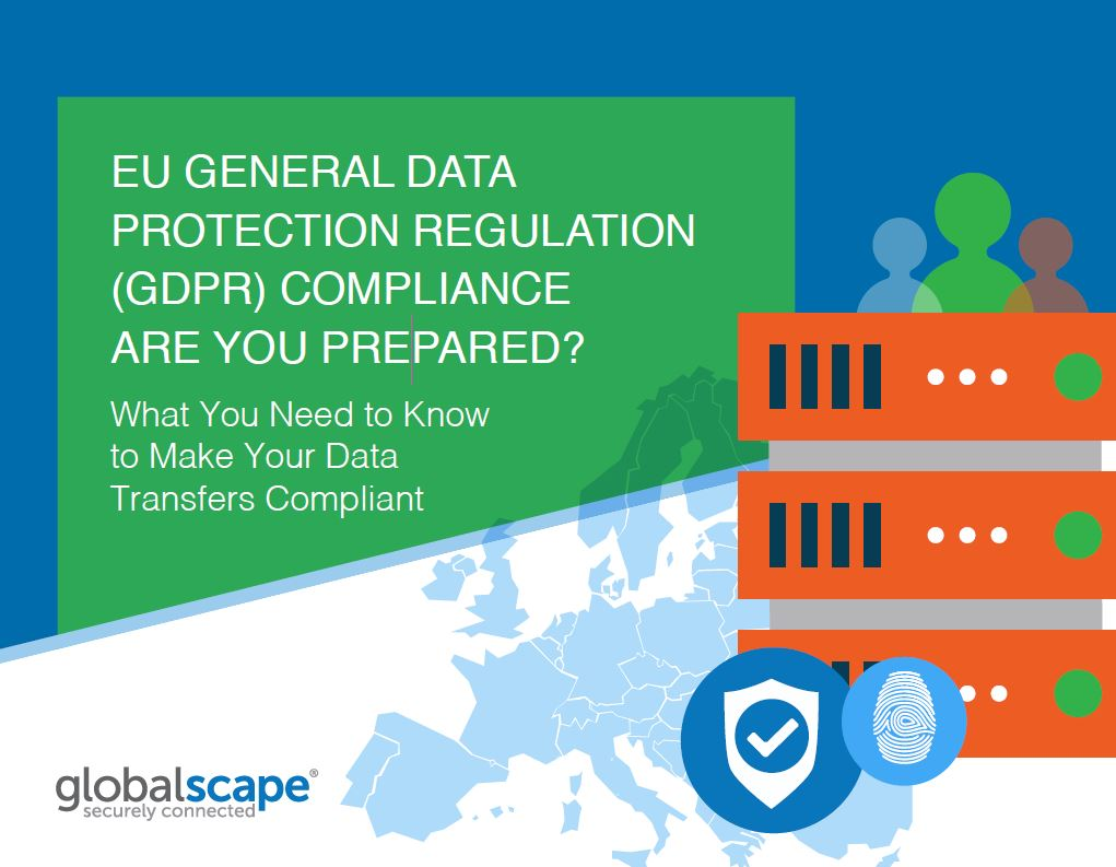 EU General Data Protection Regulation (GDPR) Compliance