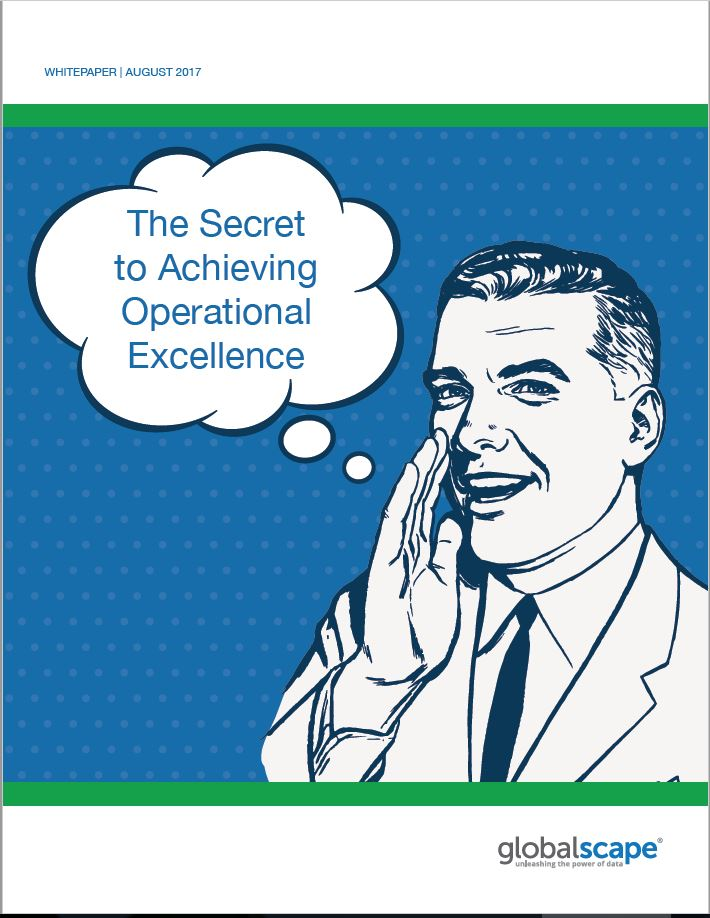 iPaaS -- The Secret to Achieving Operational Excellence