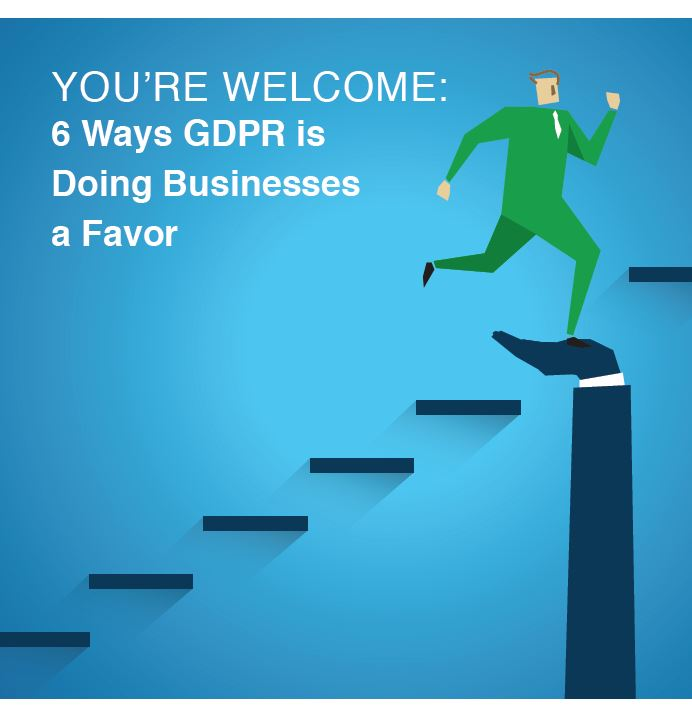 GDPR Helps Businesses Gain Customer Confidence