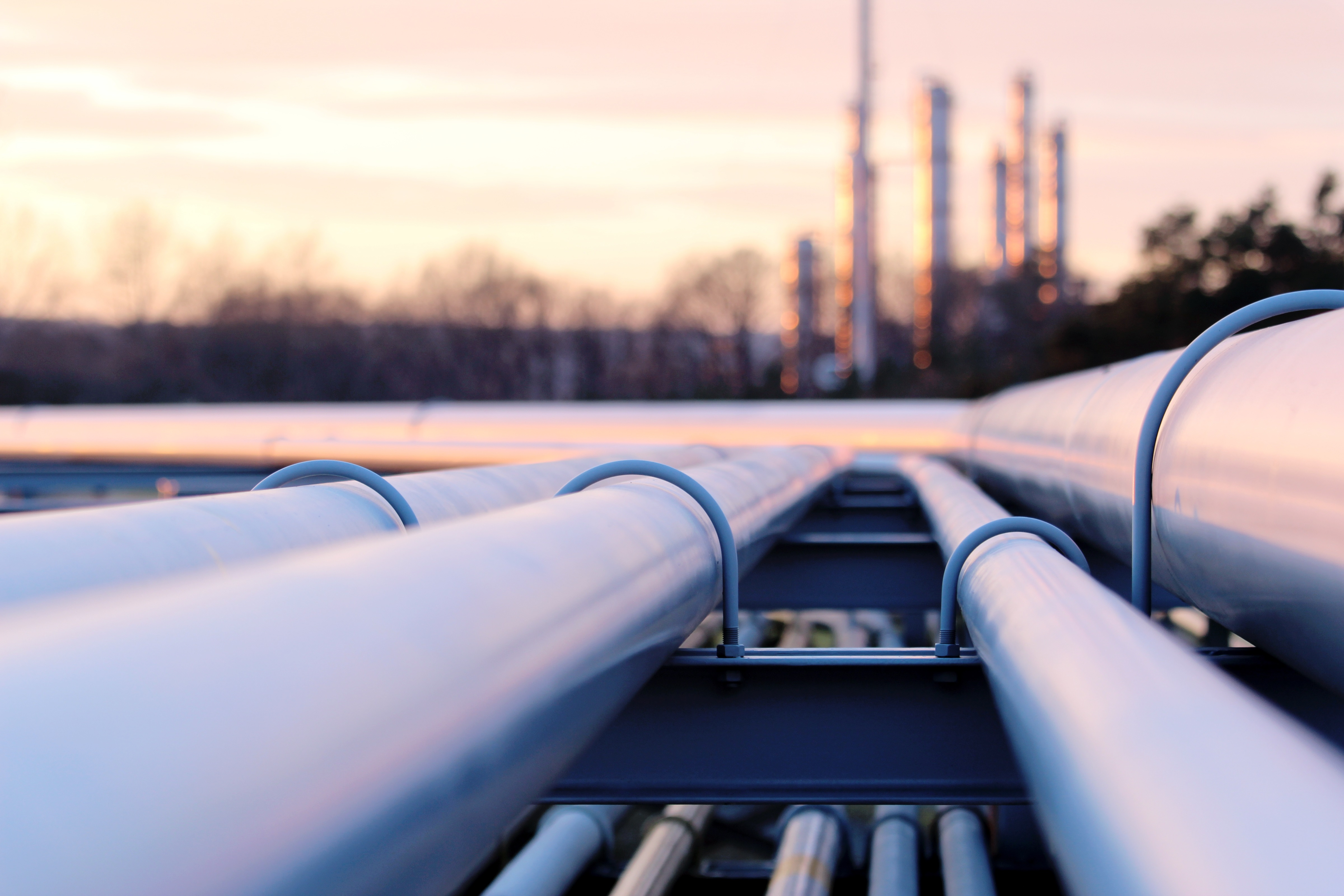 Secure File Transfer of Proprietary Oil and Gas Refinery Data